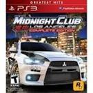 SONY MIDNIGHT CLUB LOS ANGELES COMPLETE EDITION
